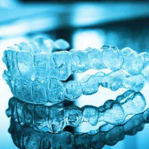 The Invisalign treatment models
